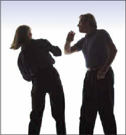 Violence clipart hitting Domestic collection violence Domestic Art