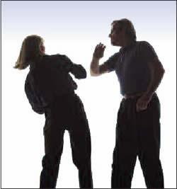 Violence clipart hitting Domestic violence Domestic clipart Clip
