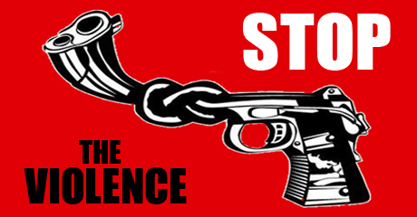 Violence clipart shooting gun Letters Gun Violence President the
