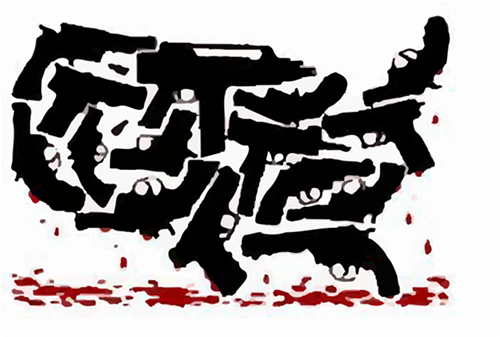 Violence clipart shooting gun Of To Look Violence At