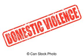 Violence clipart strict parent On Domestic DOMESTIC text 262