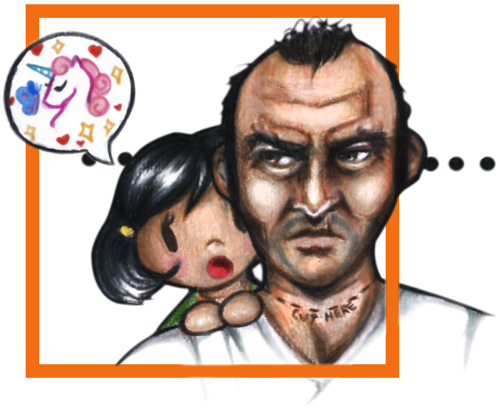 Violence clipart strict parent In children parenting role with