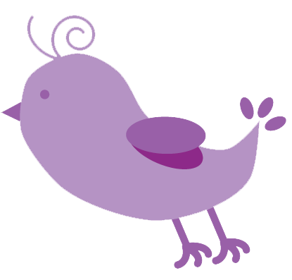 Brds clipart purple The searched bird winter to