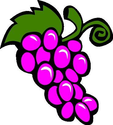 Grape clipart bunch grape Art Free Grapes Clip to