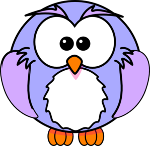 Color clipart owl Violet clip Art Clip Art