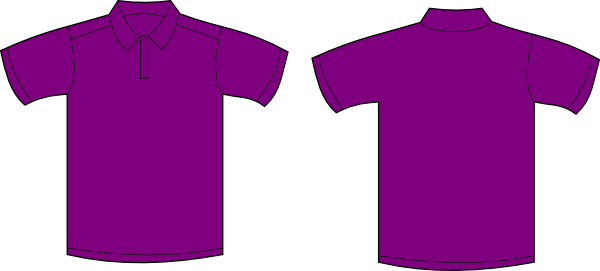 Shirt clipart purple As: com clip Art