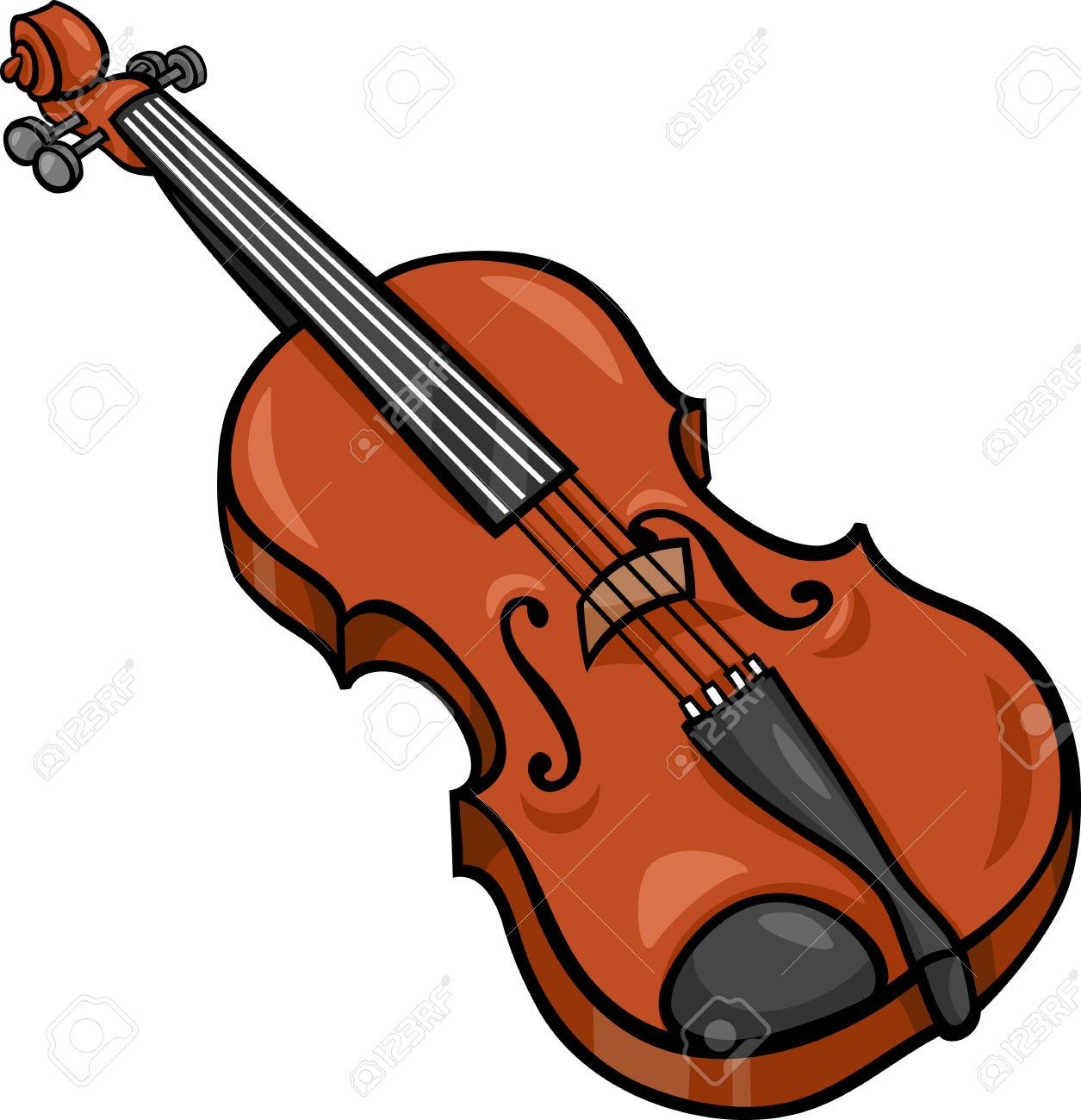 Violin clipart (4879) Violin Clipart Clipart Violin
