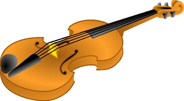 Brown clipart violin Com art Violin art violin
