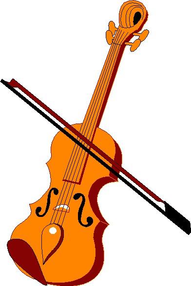 Violin clipart 2 clip com art clipart