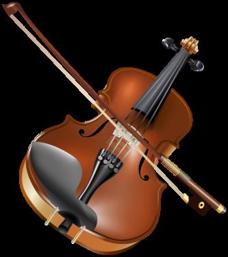 Brown clipart violin Violin « Violin Brown ClipartPen