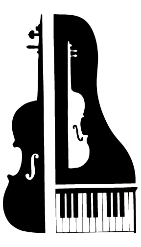 Piano clipart violin And And Clipart Download Piano