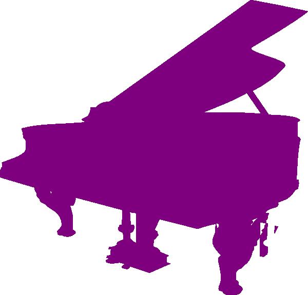 Violin clipart purple At  clip this com