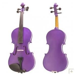 Violin clipart purple 99 Polyvore 300 Cecilio Purple