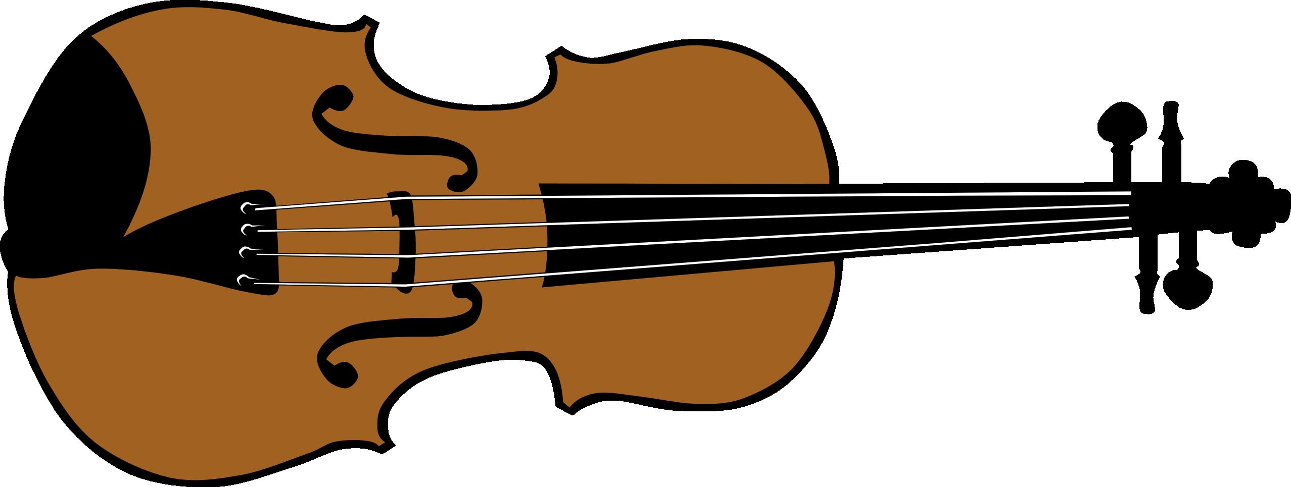 Violin clipart purple Clipart Cello And Clipart Black