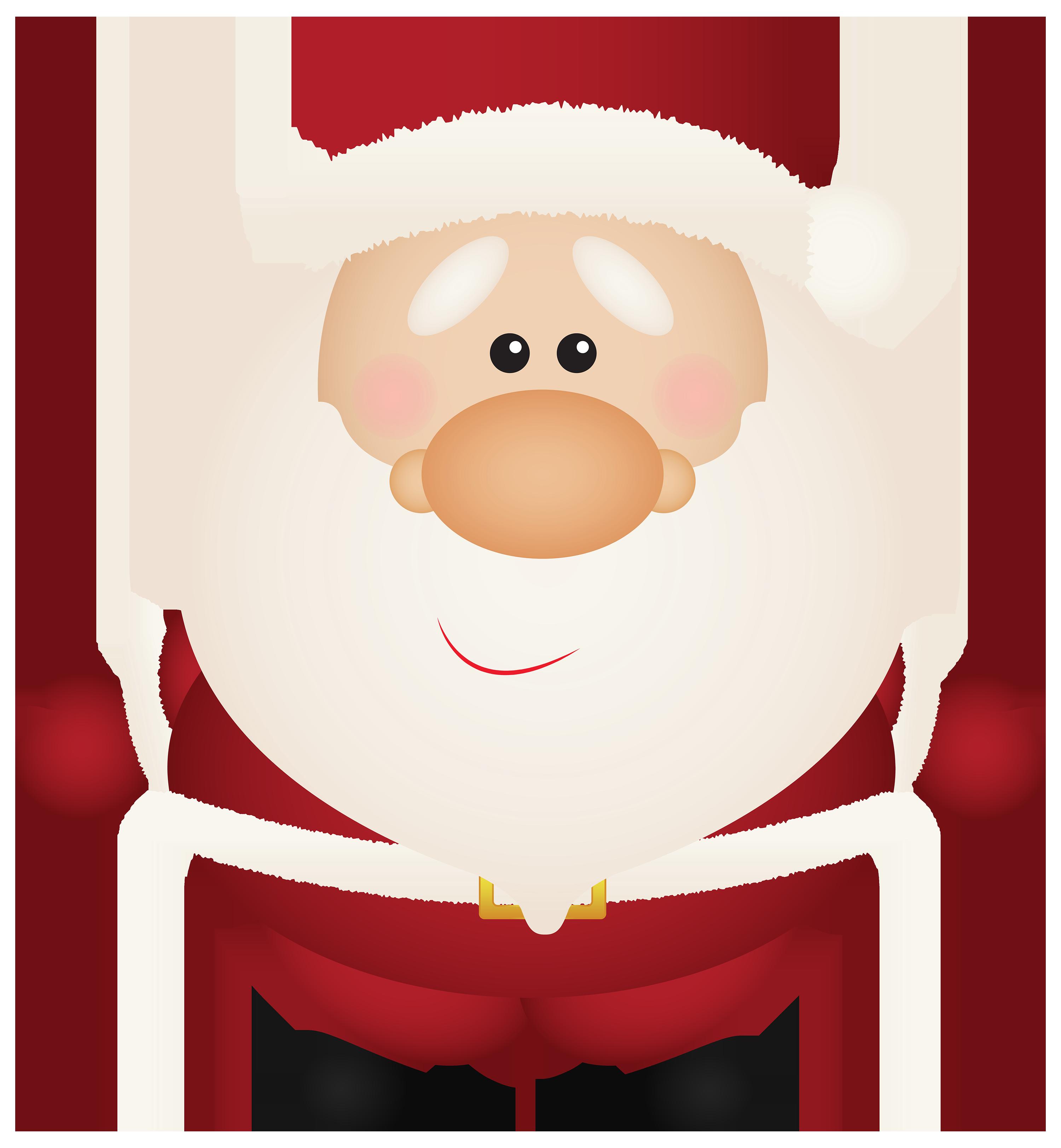 Bowling clipart santa claus PNG Cartoon WEB Clipart PNG