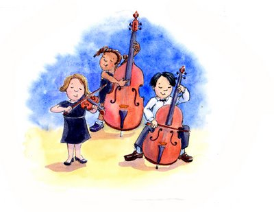 Violinist clipart school orchestra Study year Composer – This