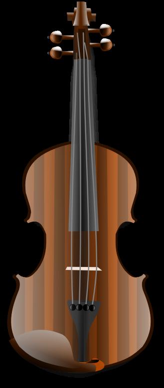Brown clipart violin 2 use art Violin free