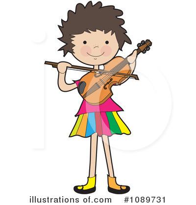 Violinist clipart Clipart Maria #1089731 Illustration Illustration