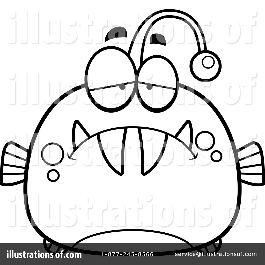 Viperfish clipart Free Illustration Thoman #1141040 by