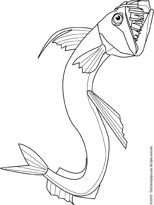 Viperfish clipart Viperfish Pinterest life life Marine