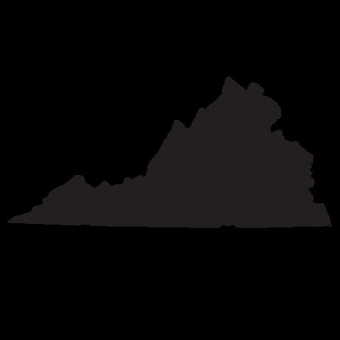 Virginia clipart & outline outline clipart Virginia