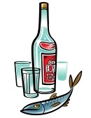 Wodka clipart Clipart Clipart of Bottle Images