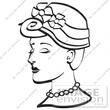 Necklace clipart black and white  Clipart White Volcano Clipart