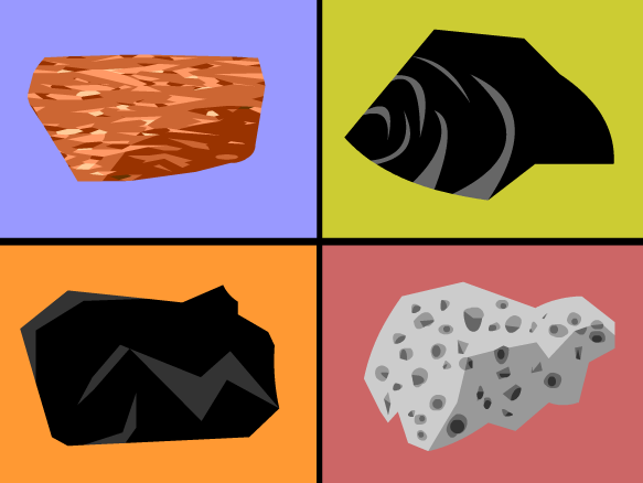 Rock clipart rock cycle #5