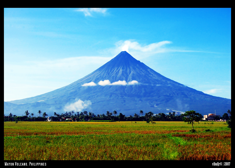 Volcano clipart mayon volcano Wallpaper perfect the Image world