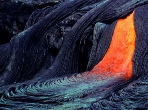 Volcano clipart movement Vulkanen animations 74 (Hope