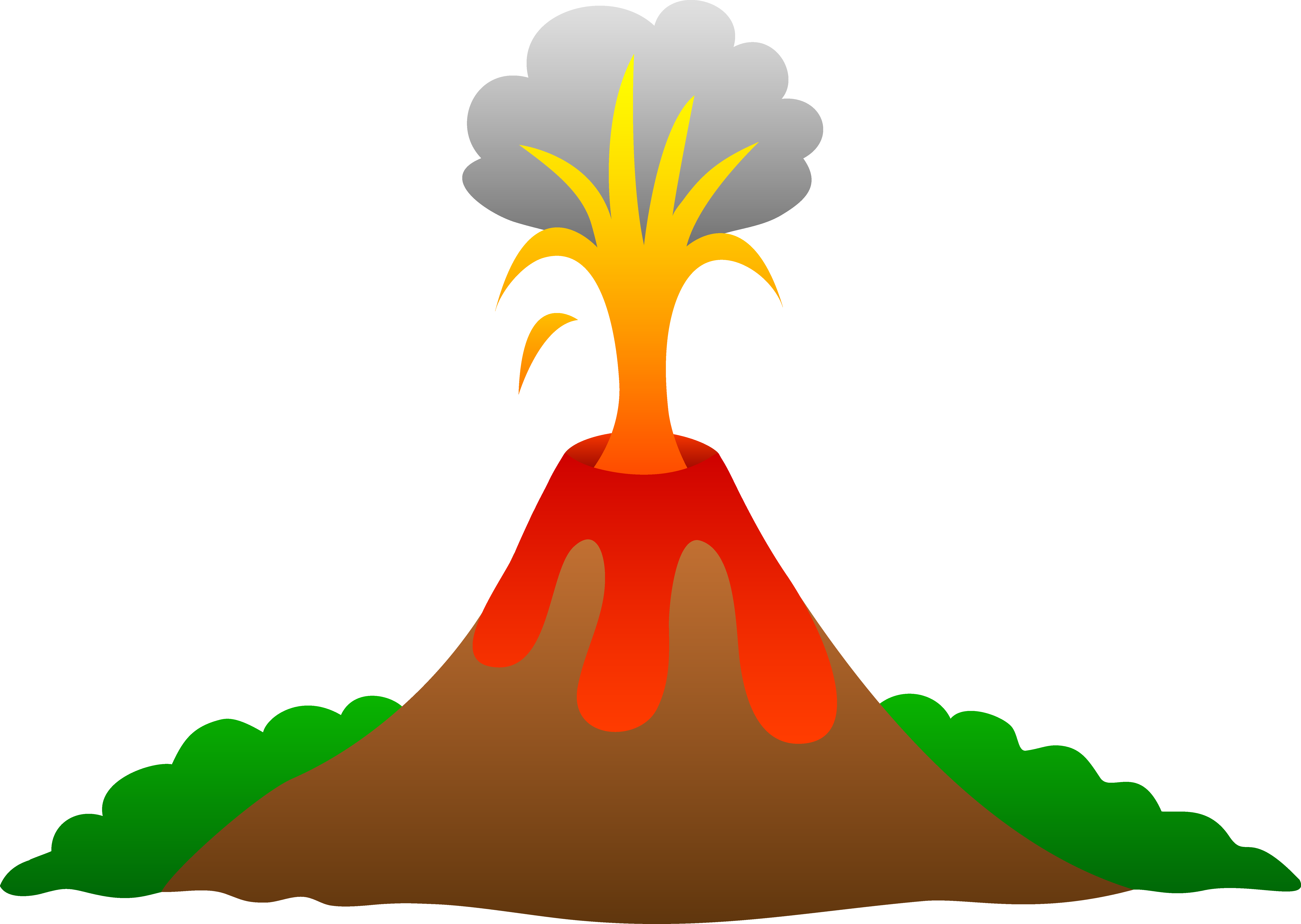 Volcano clipart movement [Infographic] Project Townsend Volcano Alexias