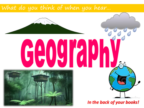 Geography clipart environmental Geography Earthquakes Different Volcanoes