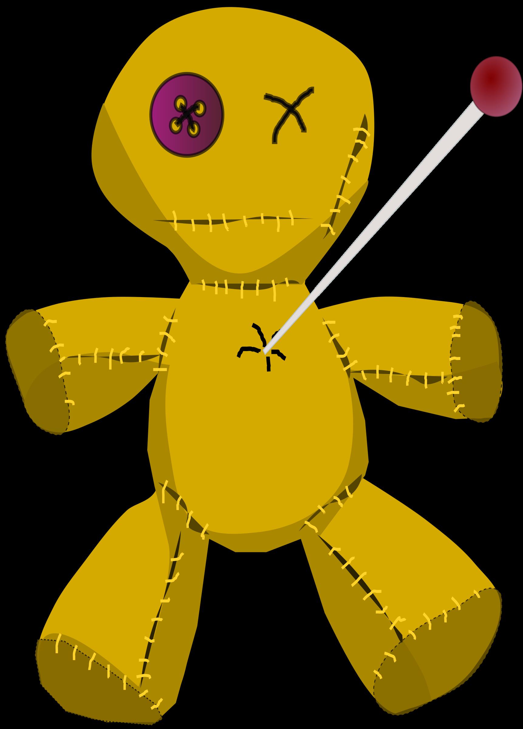 Voodoo clipart Clipart doll doll voodoo voodoo