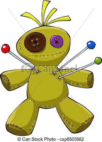Voodoo clipart Voodoo doll Voodoo 496 a