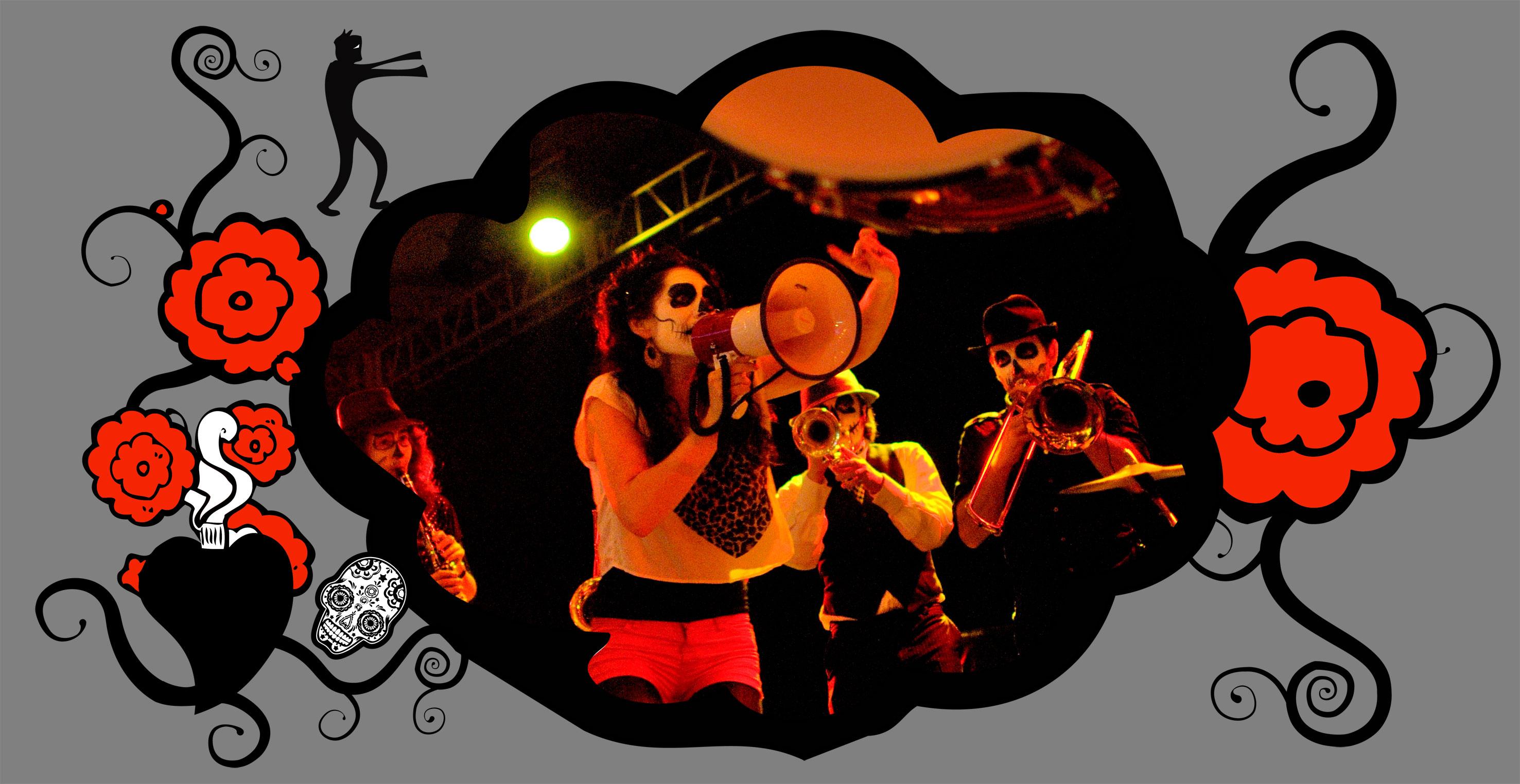 Voodoo clipart love Voodoo Orchestra Love