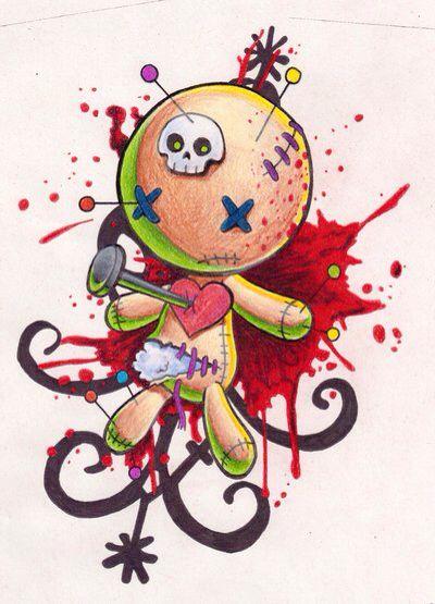 Voodoo clipart love Cute Voodoo Pinterest about best