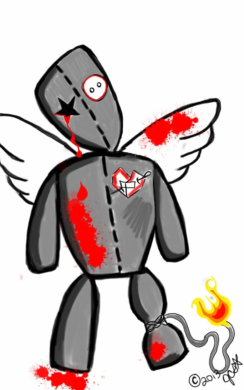 Voodoo clipart love And Del OMNI Love Voodoo