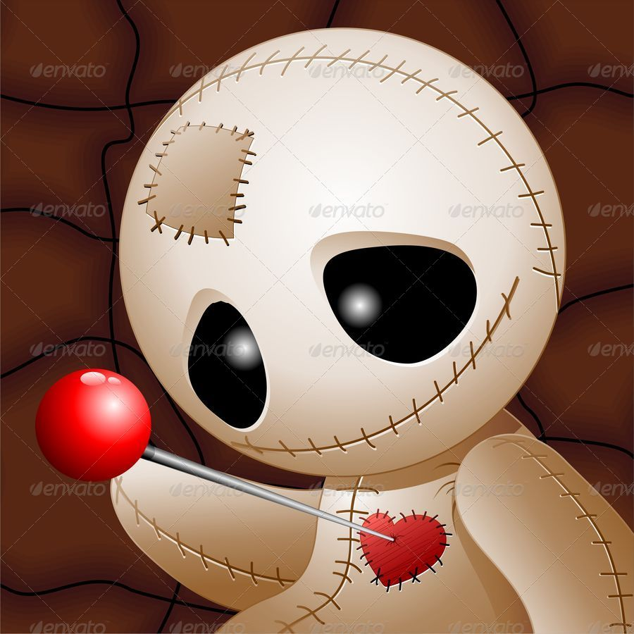 Voodoo clipart love JPG by Bluedarkat 900 Cartoon