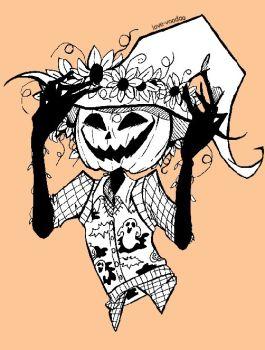 Voodoo clipart love Voodoo Giggly DeviantArt Head That
