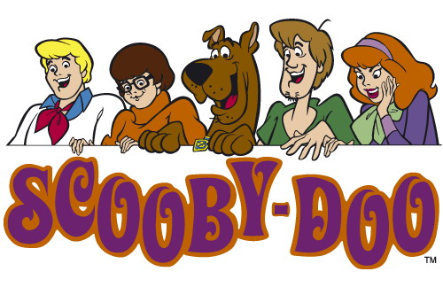 Voodoo clipart scooby doo WOVEN MYSTERY FRINGED MACHINE COLORS