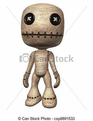 Voodoo clipart voodoo doll With Clipartby doll 807; Stock