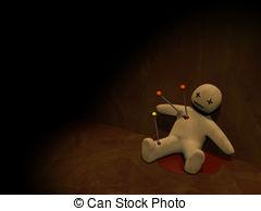 Voodoo clipart voodoo doll Illustration voodoo Stock Dark Voodoo