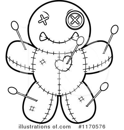 Voodoo clipart voodoo doll Voodoo (RF) Sample Doll Illustration