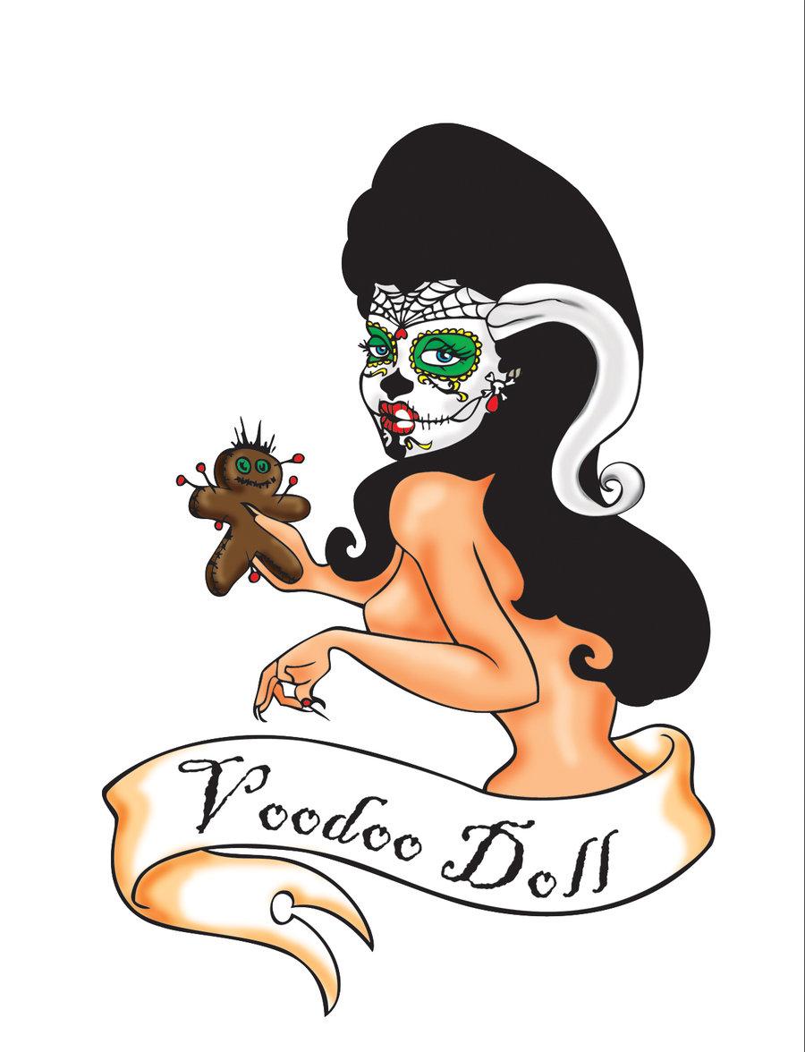 Voodoo clipart voodoo doll Dolls Art clipart Jamaican –