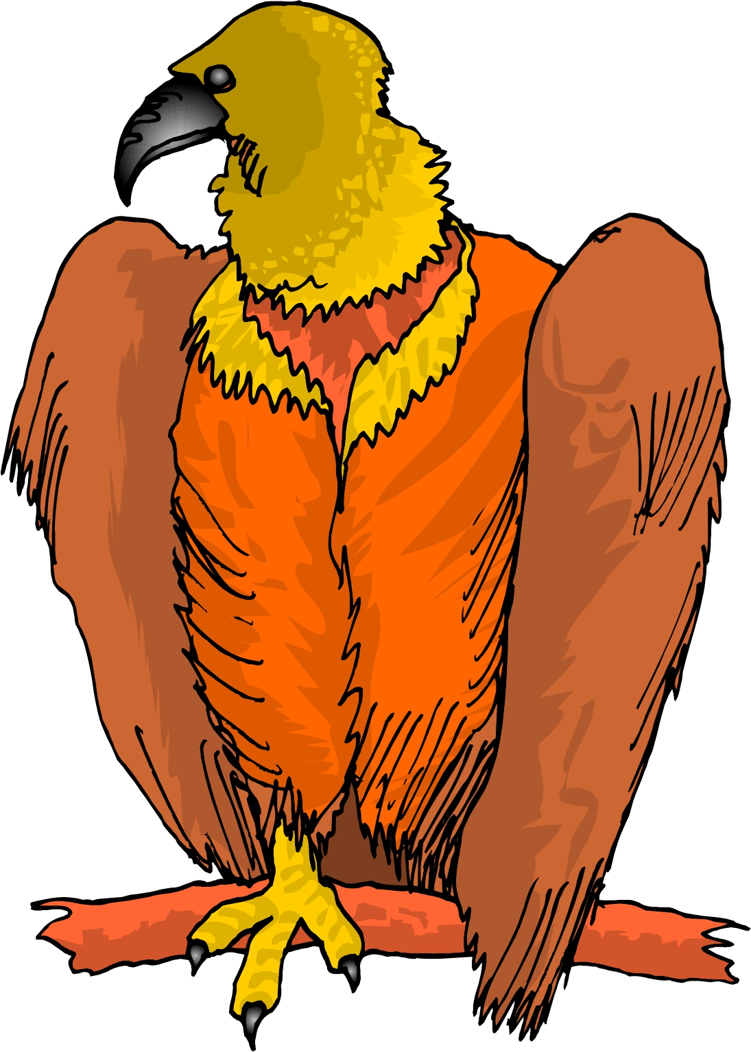 Vulture clipart Clipart Vulture Cliparts Vulture Clipart