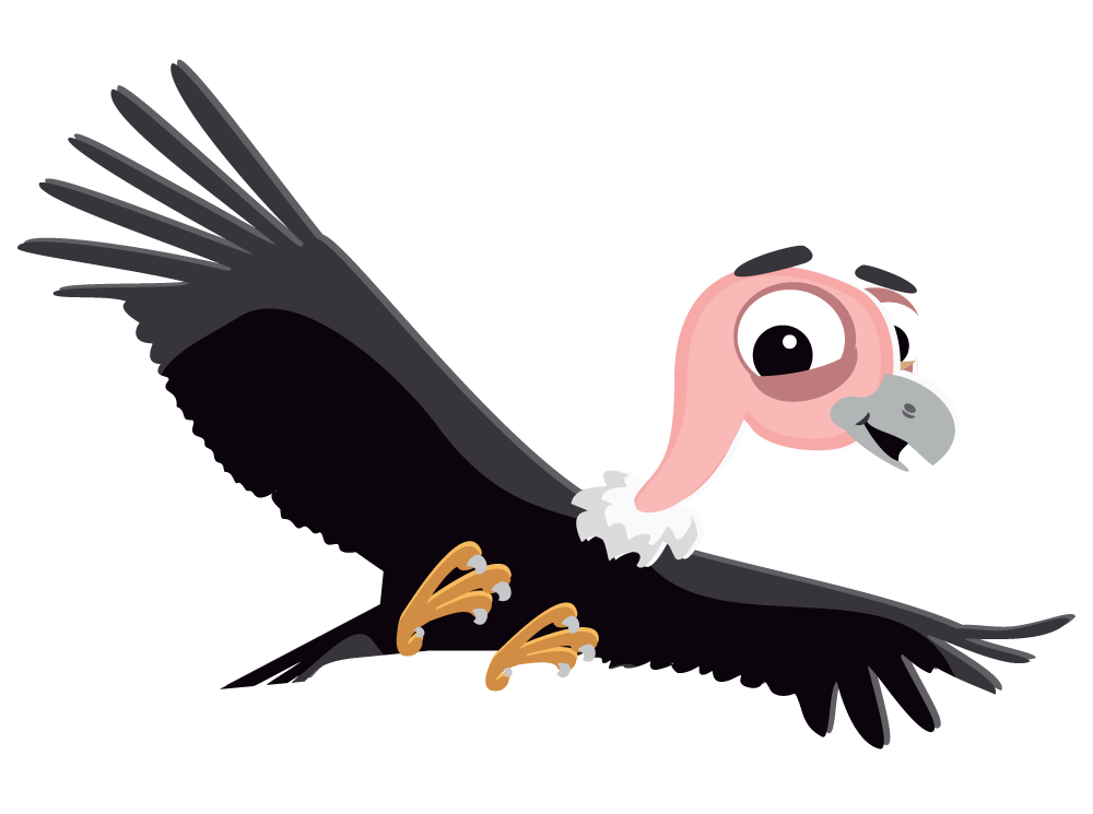 Vulture clipart Or Use Domain Public commercial