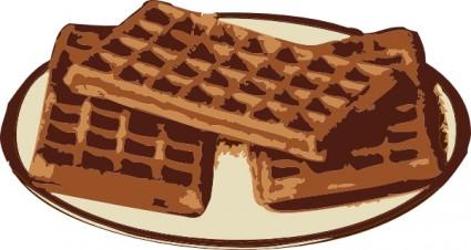 Wafer clipart Waf Download Waffles Clip Art