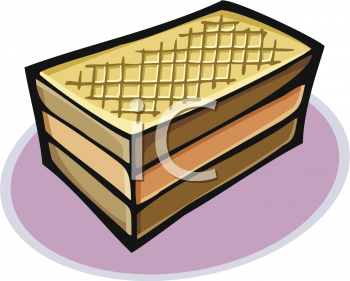 Wafer clipart Cookie Wafer Clipart Picture Vanilla