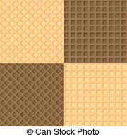 Wafer clipart Illustration 4 of free Four