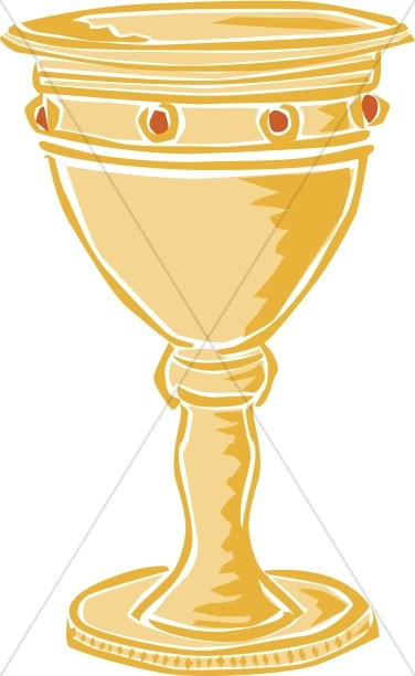 Wafer clipart chalice Chalice Communion Images Clipart